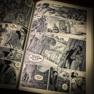 Page 2 Stern - tirage de tête tome 2