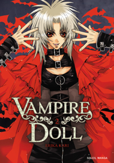 Page 2 vampire doll tome 2