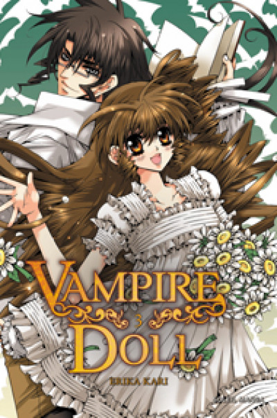 Page 3 vampire doll tome 3