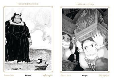 Page x Les ogres-dieux tome 4 + ex-libris offert