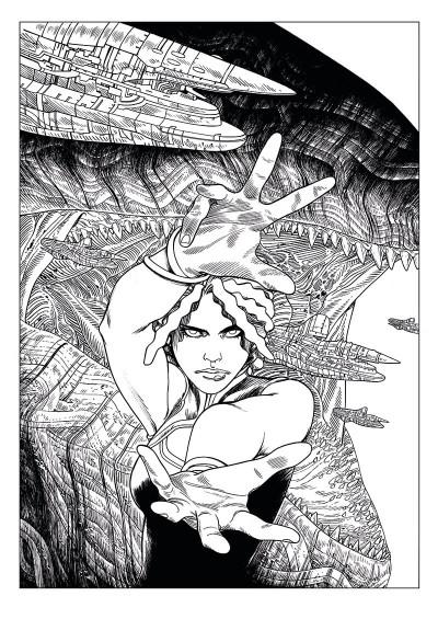 Page 0 Les naufragés d'Ythaq tome 17