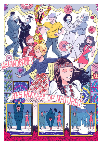 Page 0 Les amants d'Hérouville + ex-libris offert