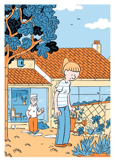 Page 0 Suzette ou le grand amour + ex-libris offert