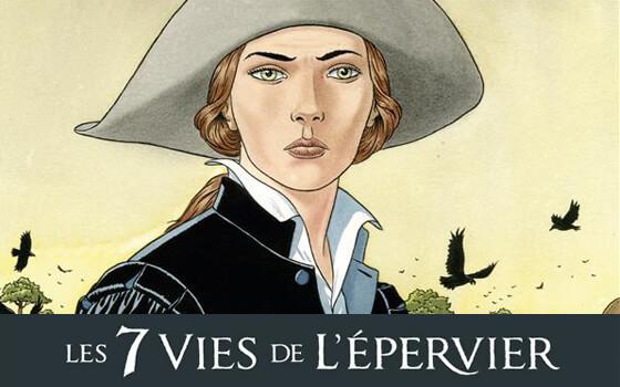 Les 7 vies de L'épervier - 3ème cycle tome 2 + ex-libris offert