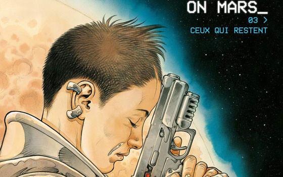 On Mars tome 3