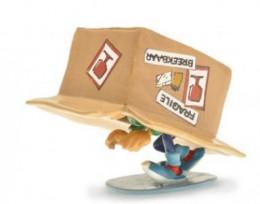 Figurine Gaston Boîte en carton