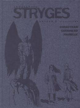 Le chant des Stryges tome 9 - tirage de luxe - révélations