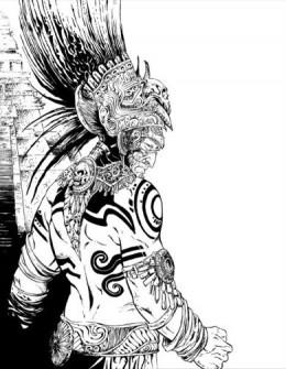 Conquistador - intégrale noir et blanc tome 1