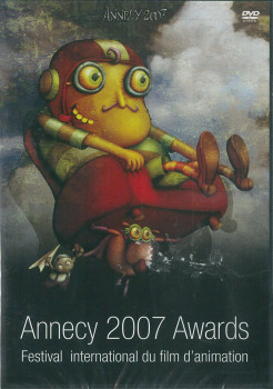 DVD Annecy Awards 2007