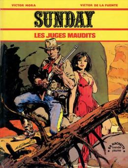 Sunday tome 2 - Les juges maudits (éd. 1975)