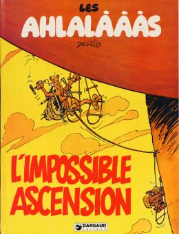 Ahlalàààs (Les) - L'impossible ascension (éd. 1977)