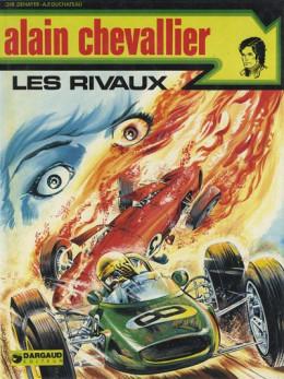 Alain Chevallier tome 8 - Les rivaux (éd. 1978)