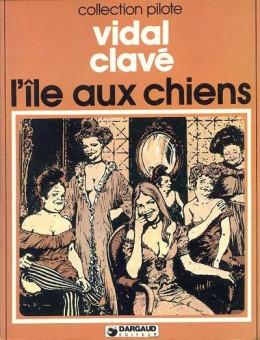 Île aux chiens (L') - L'île aux chiens (éd. 1979)