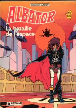 Albator tome 1 - La bataille de l'espace (éd. 1980)