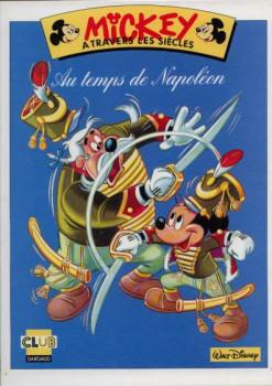 Mickey à travers les siècles tome 14 - Mickey au temps de Napoléon