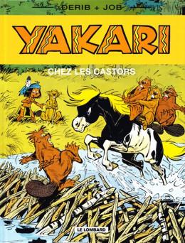 Yakari tome 3 - Yakari chez les castors (éd. 2000)