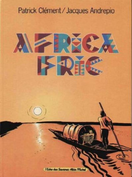 Rimbo tome 2 - Africa fric