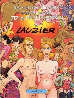Sextraordinaires aventures de Zizi et Peterpanpan (Les) - Les sextraordinaires aventures de Zizi et Peterpanpan (éd. 1980)