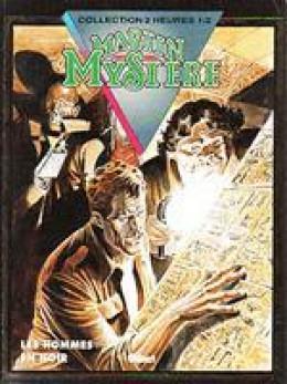 Martin Mystère tome 1 - Les hommes en noir (éd. 1993)
