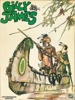 Billy James tome 1 - Billy James (éd. 1980)