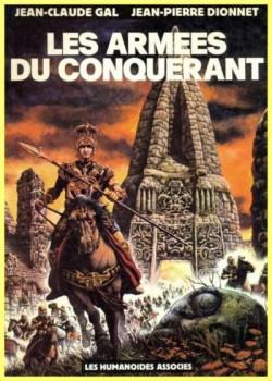 Armées du conquérant (Les) tome 1 - Les armées du conquérant (éd. 1981)