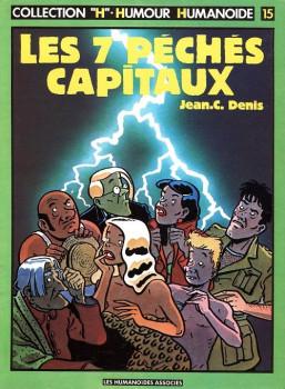 7 Péchés capitaux (Denis) (Les) tome 1 - Les 7 Péchés capitaux (éd. 1983)