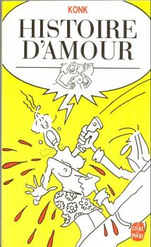 Histoire d'amour - Histoire d'amour (éd. 1987)