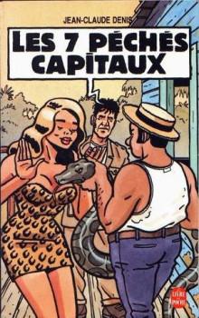 7 Péchés capitaux (Denis) (Les) tome 1 - Les 7 Péchés capitaux (éd. 1987)