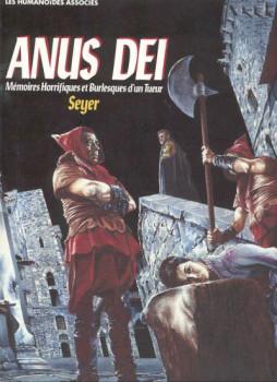 Mémoires horrifiques et burlesques d'un tueur tome 2 - Anus dei (éd. 1990)