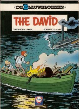 De Blauwbloezen tome 19 - The David