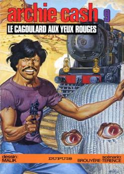 Archie Cash tome 9 - Le cagoulard aux yeux rouges