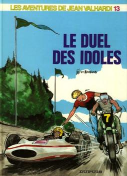 Valhardi tome 13 - Le duel des idoles (éd. 1986)