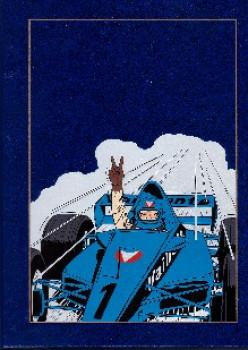 Michel Vaillant (Édition luxe - Dupuis) tome 5 - Le fantôme des 24 heures / De l'huile sur la piste / 5 filles dans la course / Rodéo sur 2 roues (éd. 1997)
