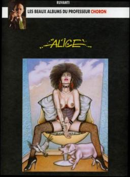 Alice (Ruvanti) - Alice (éd. 1989)