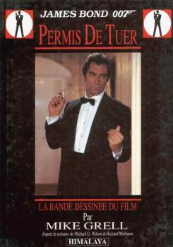 James Bond - Permis de tuer (éd. 1989)
