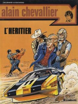 Alain Chevallier tome 13 - L'héritier (éd. 1982)