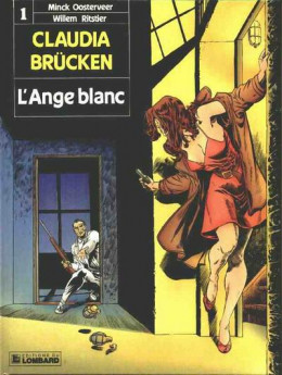 Claudia Brücken tome 1 - L'ange blanc (éd. 1990)