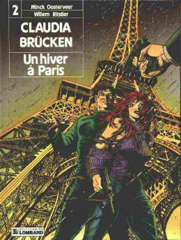 Claudia Brücken tome 2 - Un hiver à Paris (éd. 1990)