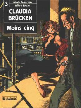 Claudia Brücken tome 3 - Moins cinq
