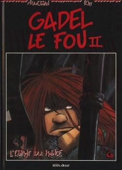 Gadel le fou tome 2 - L'esprit du prince (éd. 1994)