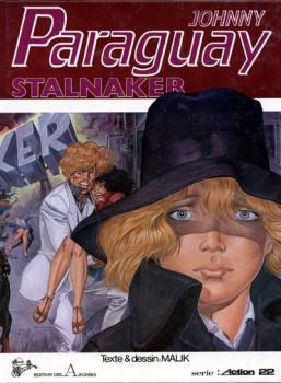 Johnny Paraguay tome 2 - Stalnaker (éd. 1985)