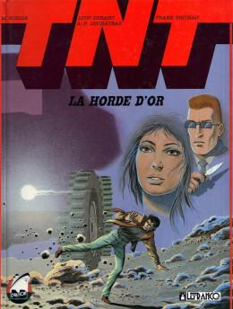 TNT tome 3 - La horde d'or