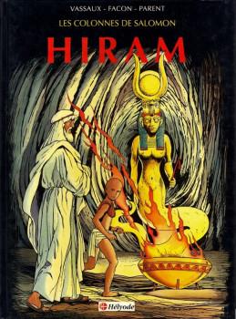 Les colonnes de Salomon tome 1 - Hiram