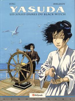 Yasuda tome 2 - Les jolies dames du Black Witch