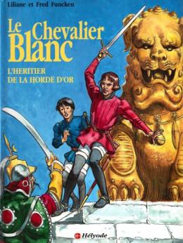Le chevalier blanc tome 11 - L'héritier de la horde d'or