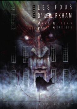 Batman (Comics USA) tome 4 - Les fous d'Arkham (éd. 1990)