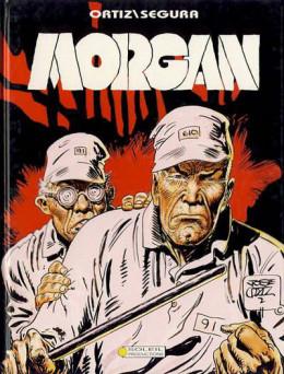 Morgan tome 3 - Le contrat (éd. 1991)