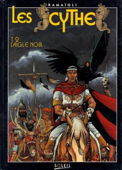 Scythes (Les) tome 2 - L'aigle Noir (éd. 1994)