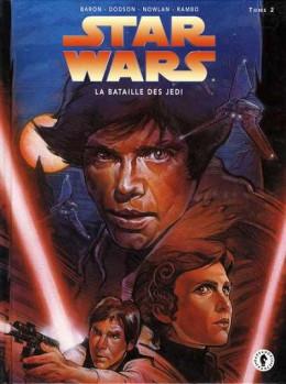 Star Wars - le cycle de Thrawn (Dark Horse) tome 5 - La bataille des Jedi - Volume 2 (éd. 1998)