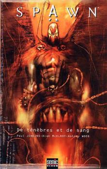 Spawn (Semic) tome 17 - De ténèbres et de sang